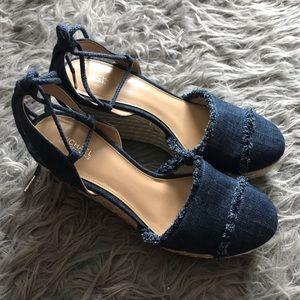 Michael Kors Wedge Sandals!